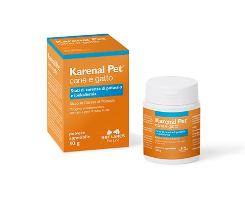 Karenal Pet Polvere